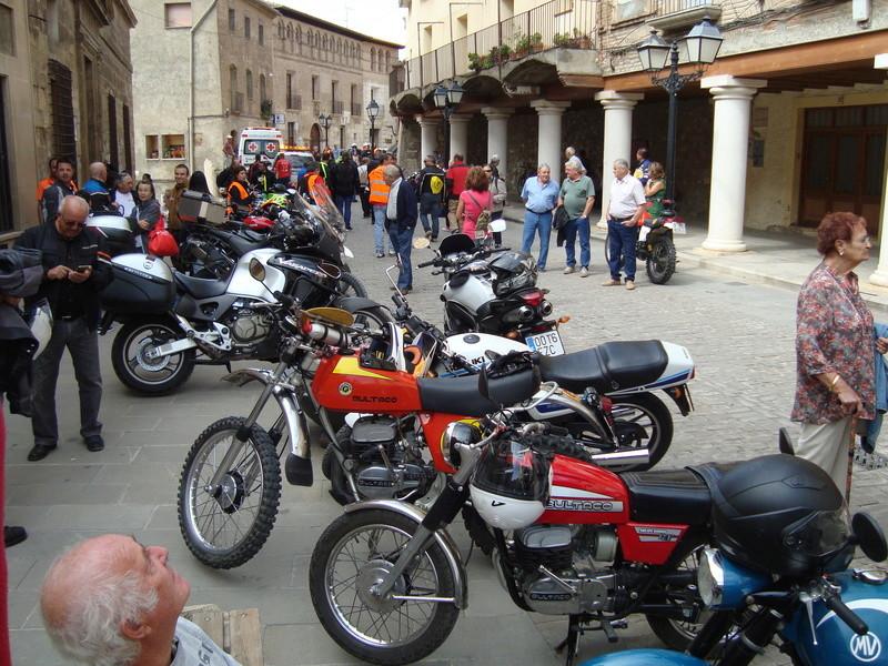 XIII Concentracion de motos antiguas Alberuela de tubo (Huesca) Dsc02146