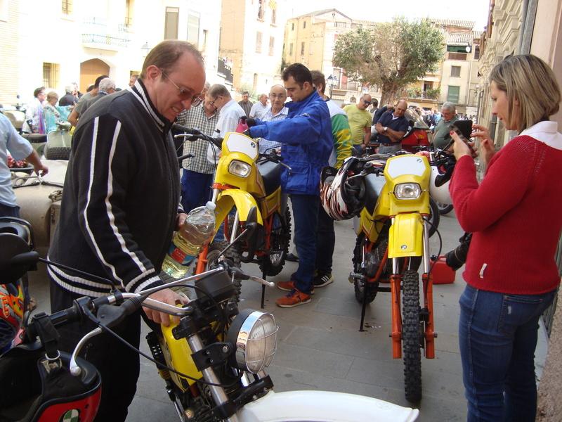 XIII Concentracion de motos antiguas Alberuela de tubo (Huesca) Dsc02147
