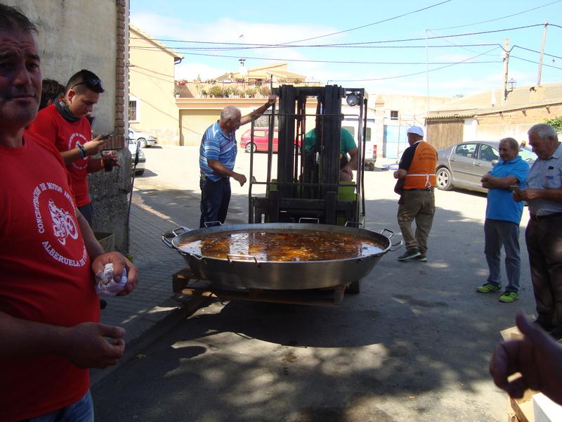 XIII Concentracion de motos antiguas Alberuela de tubo (Huesca) Dsc02148