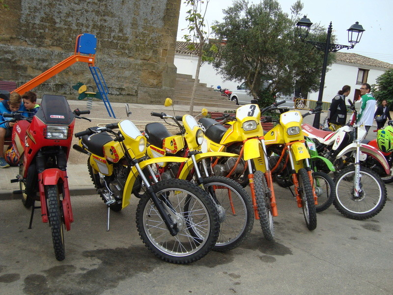 XIII Concentracion de motos antiguas Alberuela de tubo (Huesca) Dsc02151