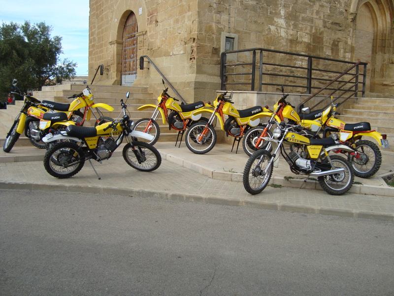 XIII Concentracion de motos antiguas Alberuela de tubo (Huesca) Dsc02210