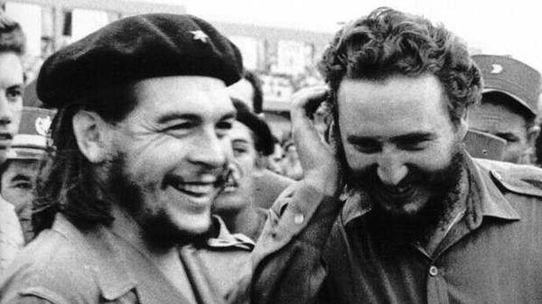 Fidel Castro agente de la cia El_che10