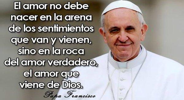 Joven de Ideas Hombre Gris Nueva Visión evangelio  Papa_a10