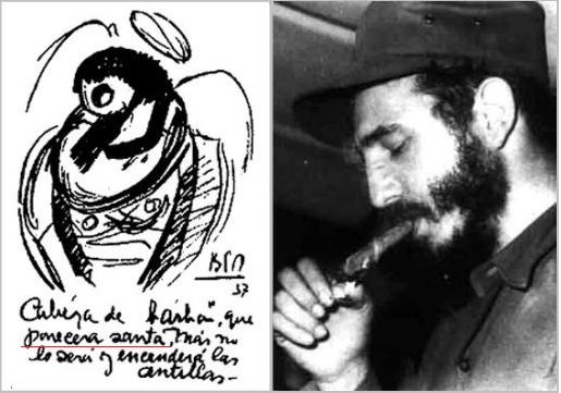 Fidel Castro agente de la cia Parrav20