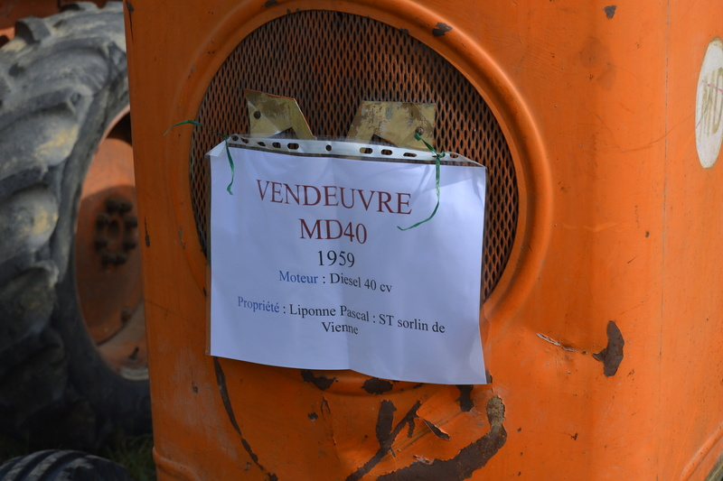 Fête des battages  à Vernioz Dsc_0149