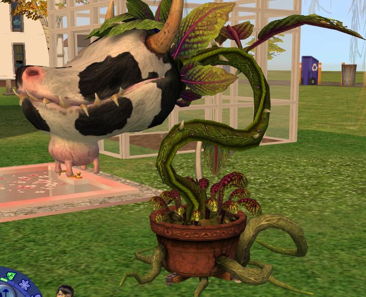 Los Sims, mi juego favorito Planta10
