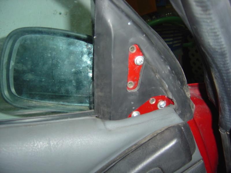 [ ESPEJOS ] Reparación del espejo retrovisor exterior 0211