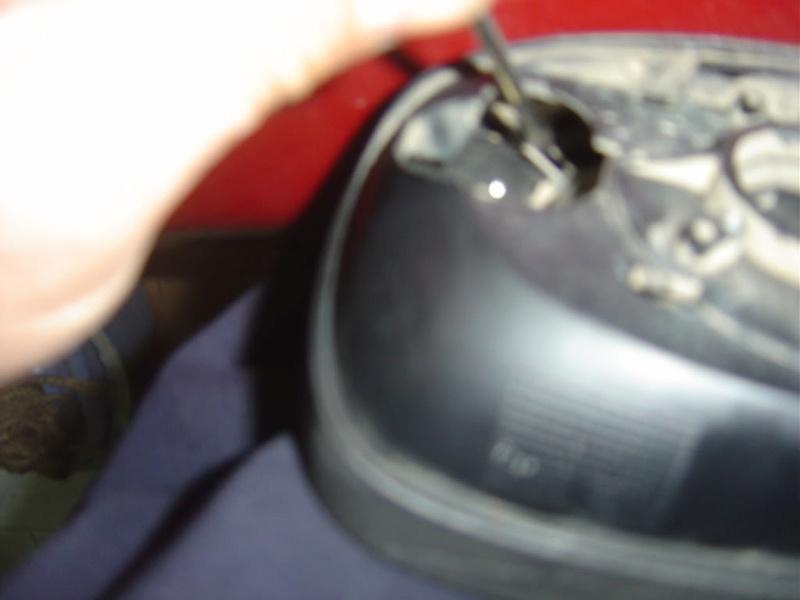 retrovisor - [ ESPEJOS ] Reparación del espejo retrovisor exterior 0711