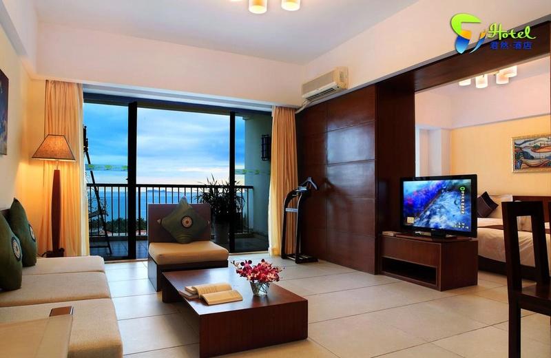 J-Hotel 4* Санья, о. Хайнань, Китай 77860510