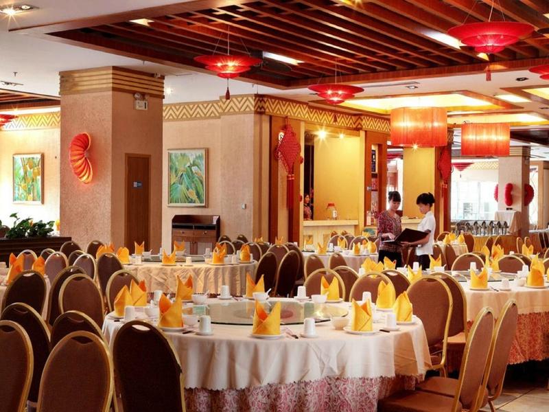 J-Hotel 4* Санья, о. Хайнань, Китай 81711010