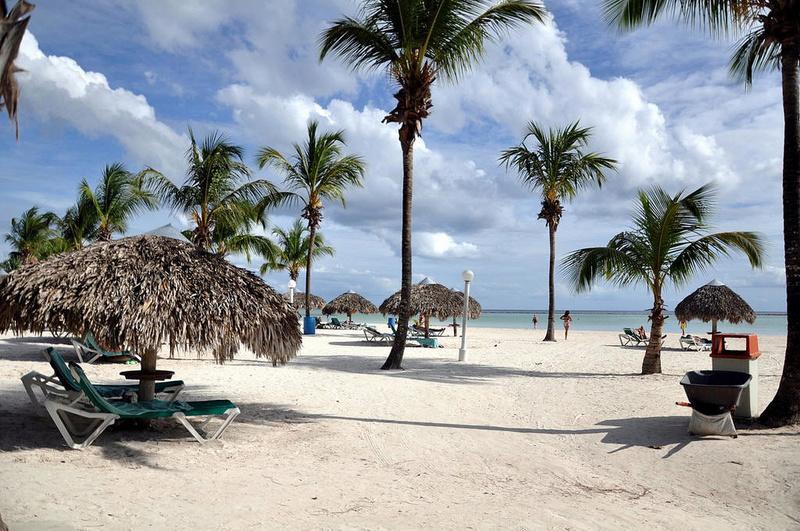 Бока Чика - красивейший уголок Доминиканы! Img16110