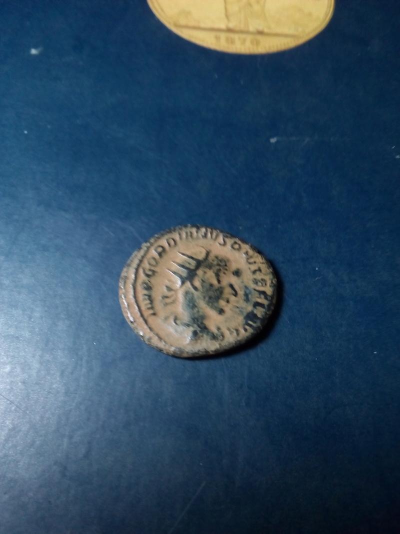 Antoniniano de Gordiano III. VICTORIA AETERNA. Roma Img_2130