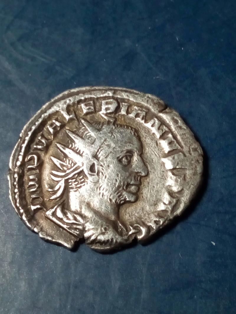 Antoniniano de Valeriano I. VIRTVS AVGG, ceca de Viminacium. Img_2176
