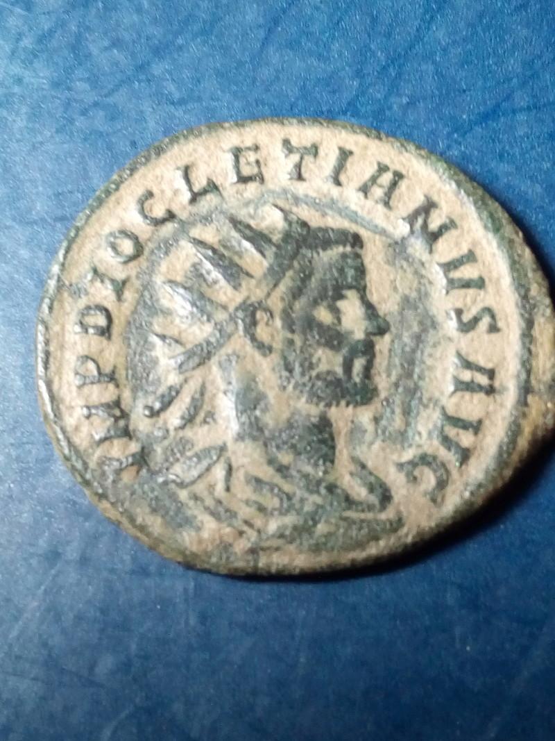 Aureliano de Diocleciano. ANNONA AVG. Roma Img_2246