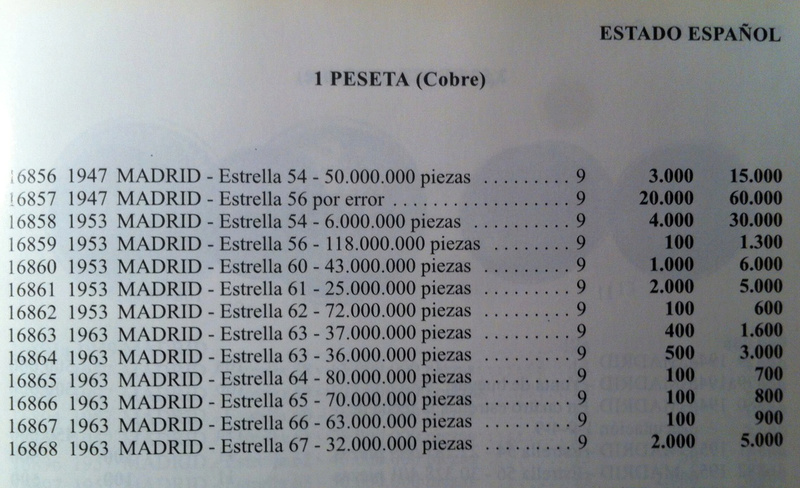 1 Peseta 1947 (*19-56). Estado Español. MS64 - Página 3 Cayon10