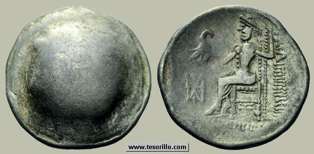 Dracma de imitación céltica de Alejandro Magno Img_4016