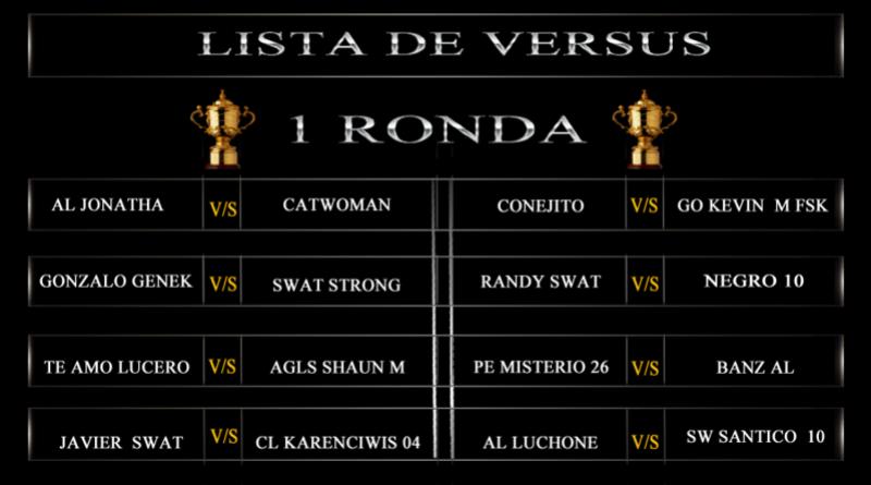 .:: 1° ETAPA TORNEO ::. - Página 2 Torneo10