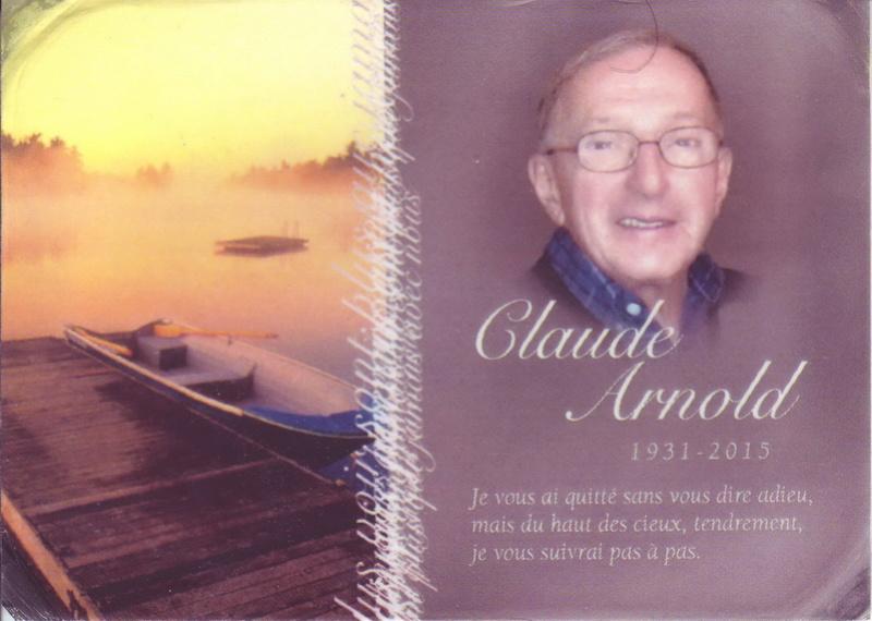 Arnold, Claude Arnold10