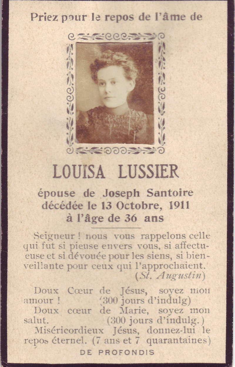 Lussier, Louisa Lussie11