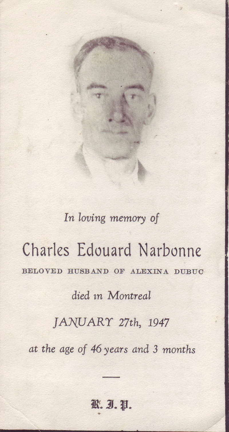 Narbonne, Charles Édouard Narbon10