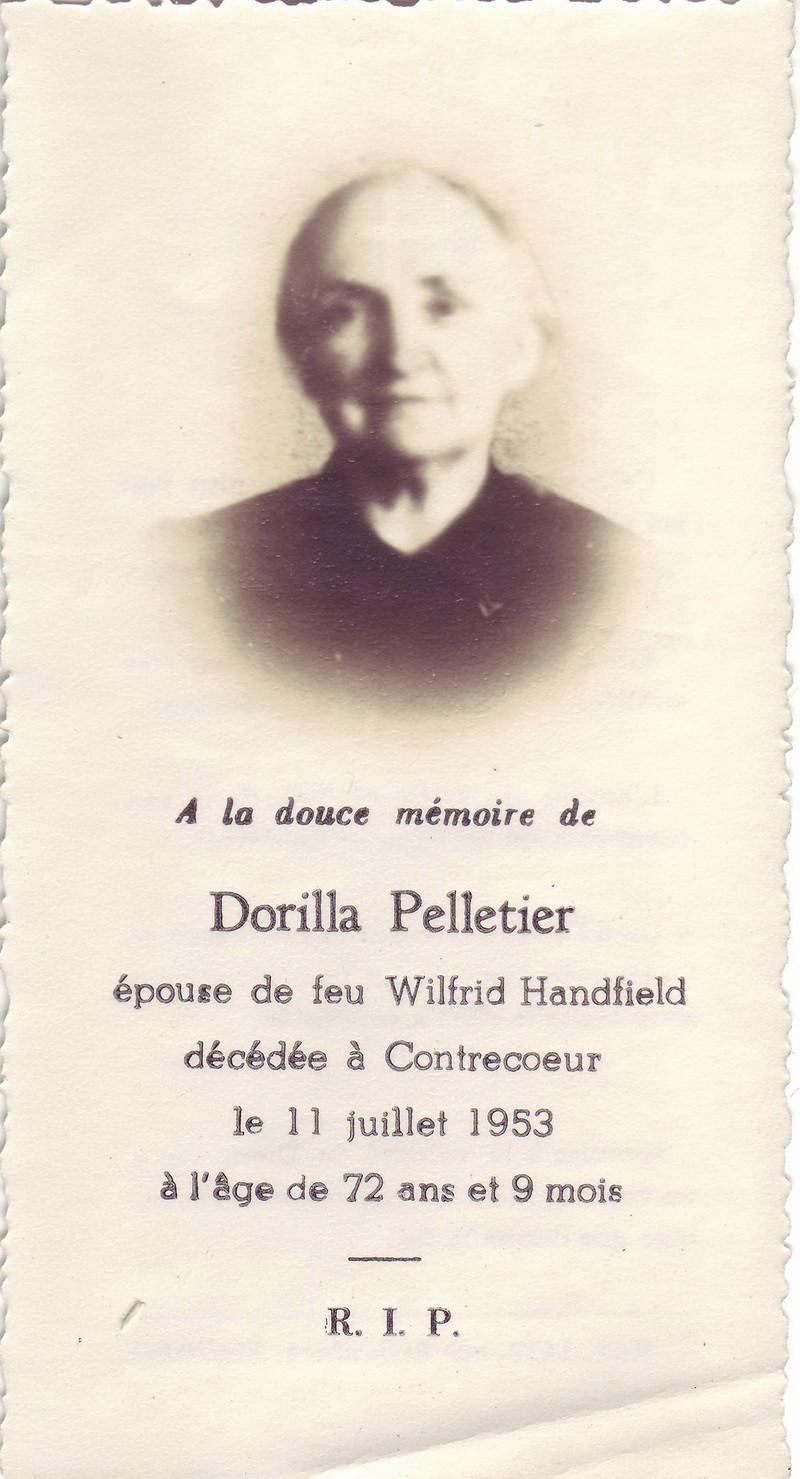 Pelletier, Dorilla Pellet10