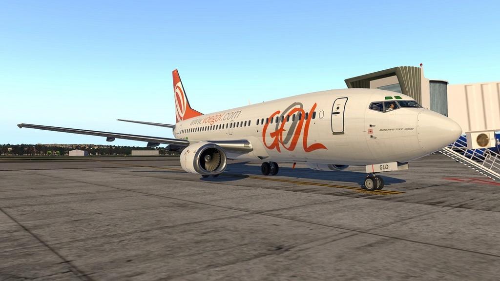 IXEG 737 Compatível com XP11! B733_810