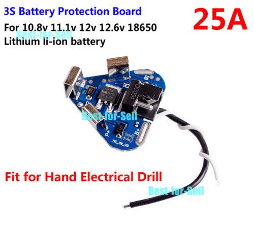 convertir batterie nihm en li ion Bms35610