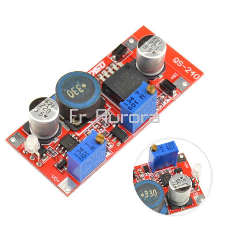 convertir batterie nihm en li ion Tensio10