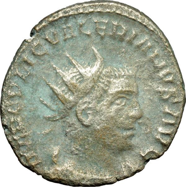 Antoniniano de Valeriano I. PACATORI ORBIS. Antioquía Smg_7910