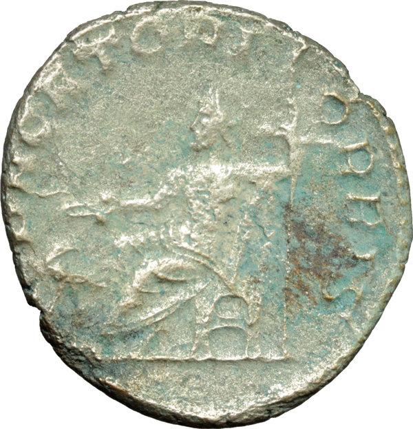Antoniniano de Valeriano I. PACATORI ORBIS. Antioquía Smg_7911