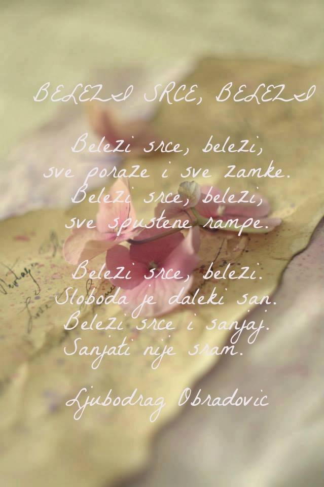 Moja Poezija - Ljuba Obradović Fa03c210