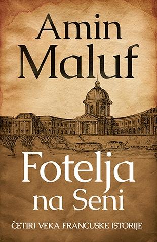 Amin Maalouf Fotelj10