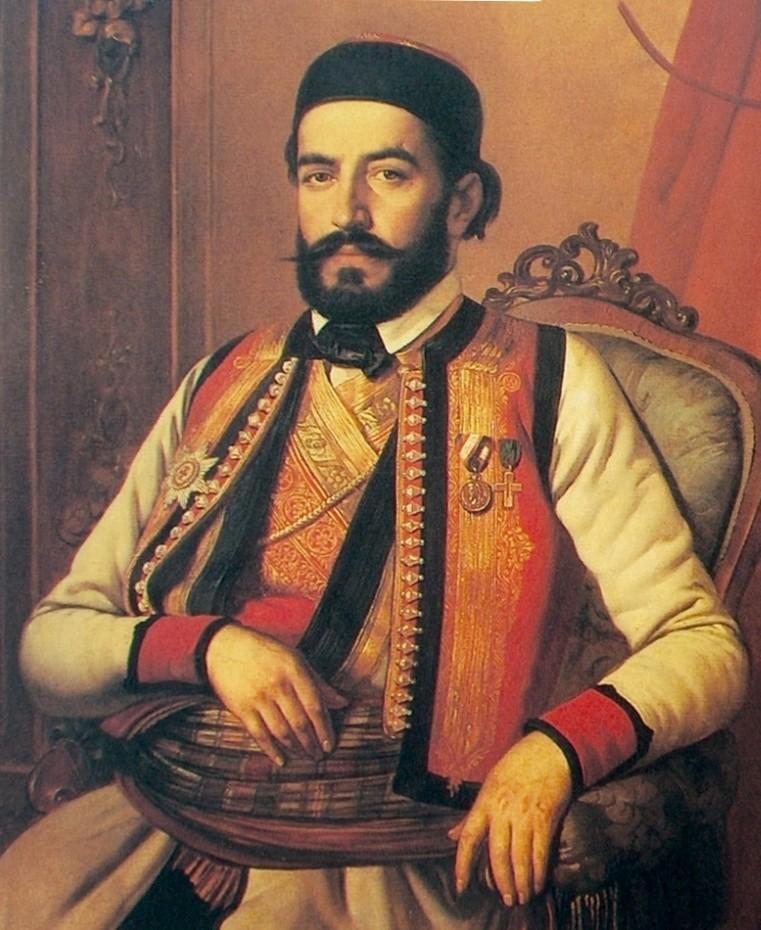 Petar II Petrovic Njegos Petar_10