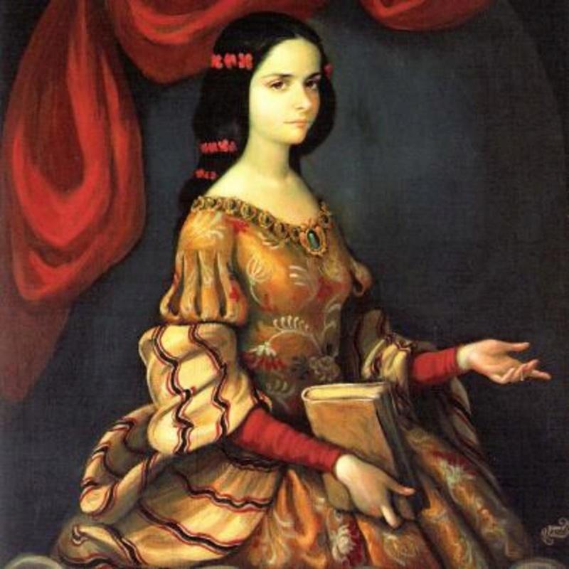 Juana Inés de la Cruz Sor-ju10