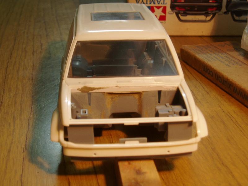 MeC: Mitsubishi Montero SE Tamiya 1/24 P5110311