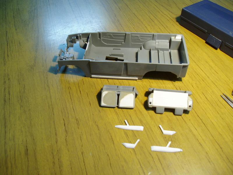 MeC: Mitsubishi Montero SE Tamiya 1/24 P5150310