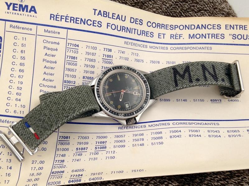 Bracelets NATO - tome 2 Yemamn10