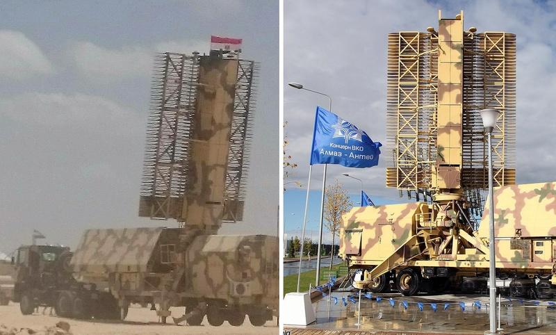 مصر تمتلك رادار المراقبه 59N6E Protivnik-GE  الروسي ثلاثي الابعاد بعيد المدى  Dfihim10