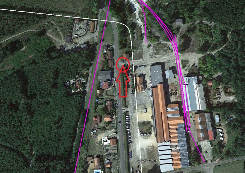 Chemin de fer Economique & Forestier des Landes de Gascogne. 110