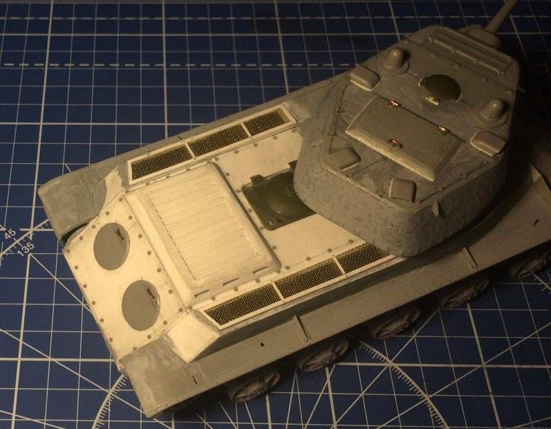 КВ-13 средний танк - Страница 2 Djvl2g10
