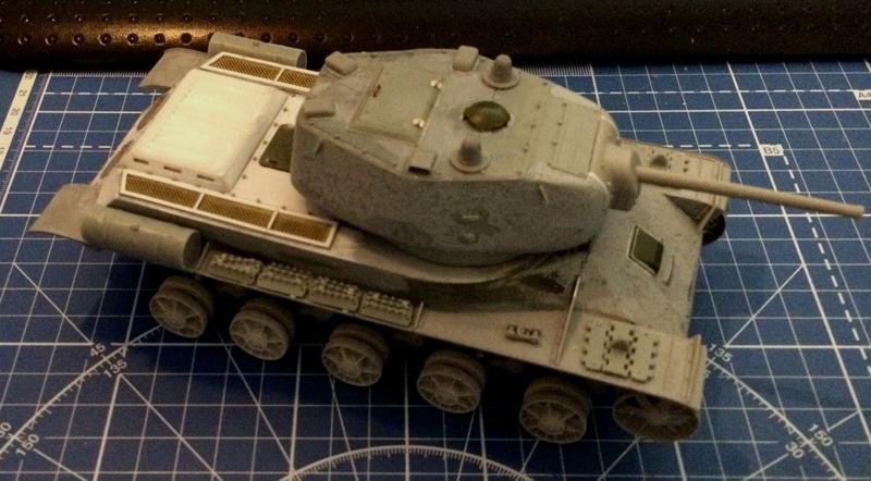 КВ-13 средний танк - Страница 2 E4zbh110