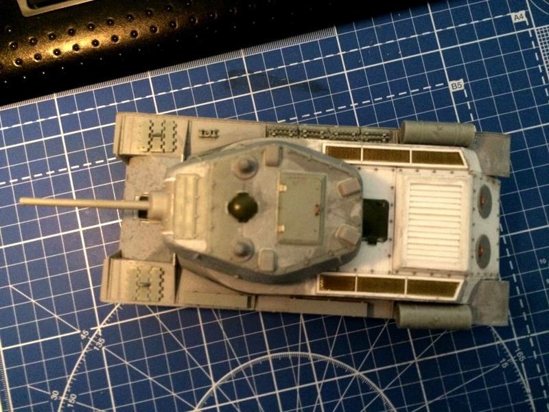 КВ-13 средний танк - Страница 2 Johih310