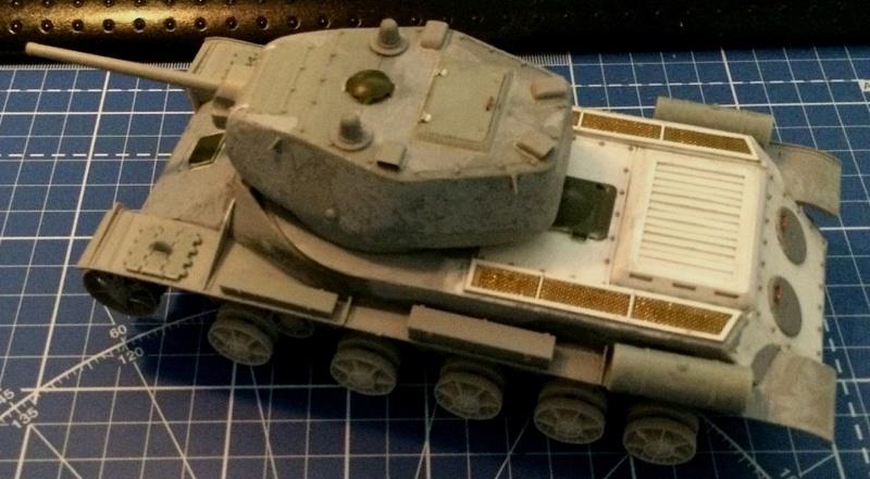 КВ-13 средний танк - Страница 2 Ssozxj10