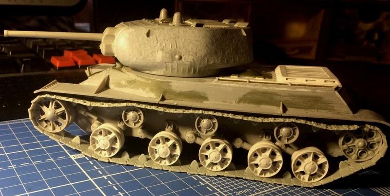КВ-13 средний танк - Страница 2 Tkm-ck10