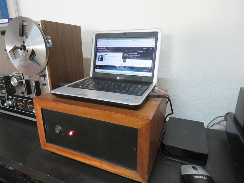 R-Pi: Clock Master > I2S DAC Raspa11