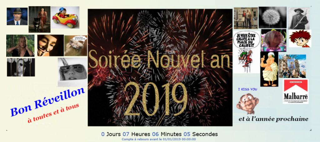 JOYEUX REVEILLON et bonne année 2019 à tous Mig10