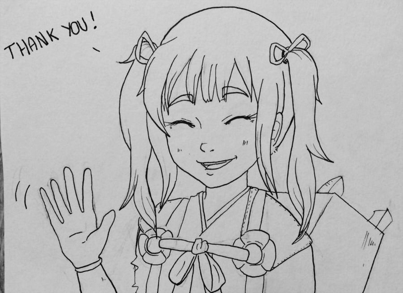 ~ Les dessins d'une renarde ~ - Page 6 Midori10