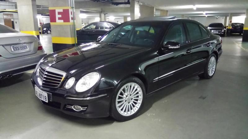W211 E350 2007 Blindagem O`gara Hess 54.000 kms (Valor R$ 70.000) - VENDA SUSPENSA Dsc_0034