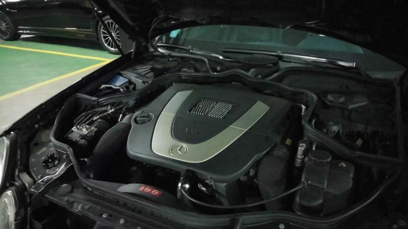 W211 E350 2007 Blindagem O`gara Hess 54.000 kms (Valor R$ 70.000) - VENDA SUSPENSA Dsc_0035