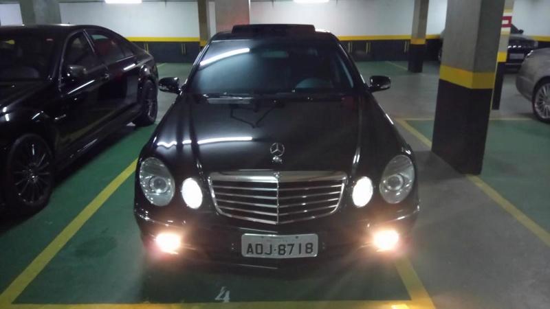 W211 E350 2007 Blindagem O`gara Hess 54.000 kms (Valor R$ 70.000) - VENDA SUSPENSA Dsc_0039